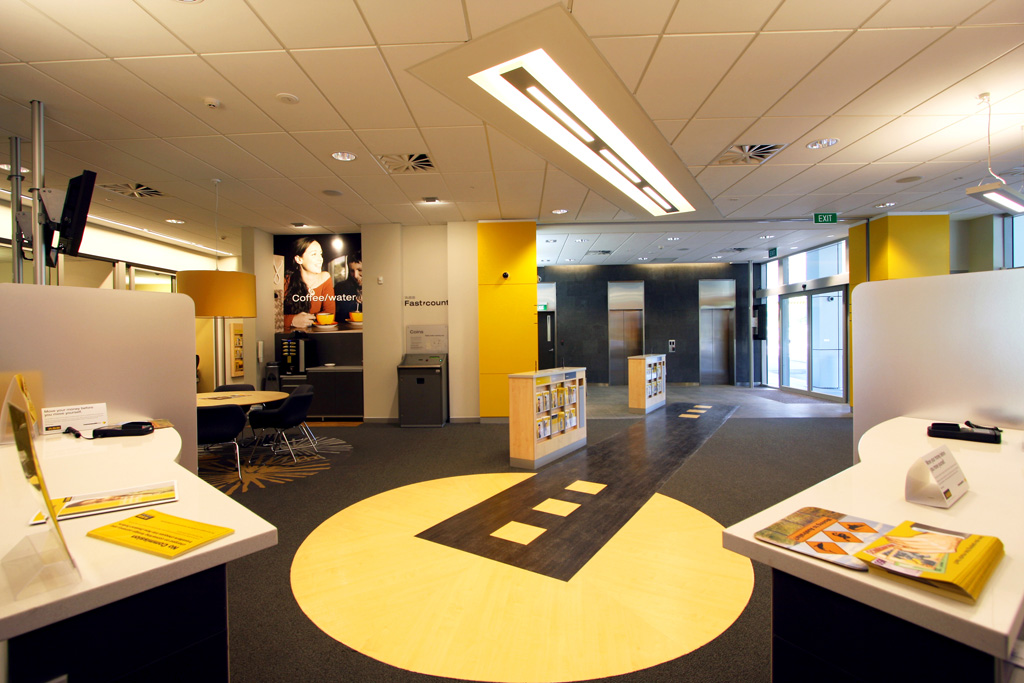 ASB Manukau Hub and Branch – Light Works Ltd  – Architectural