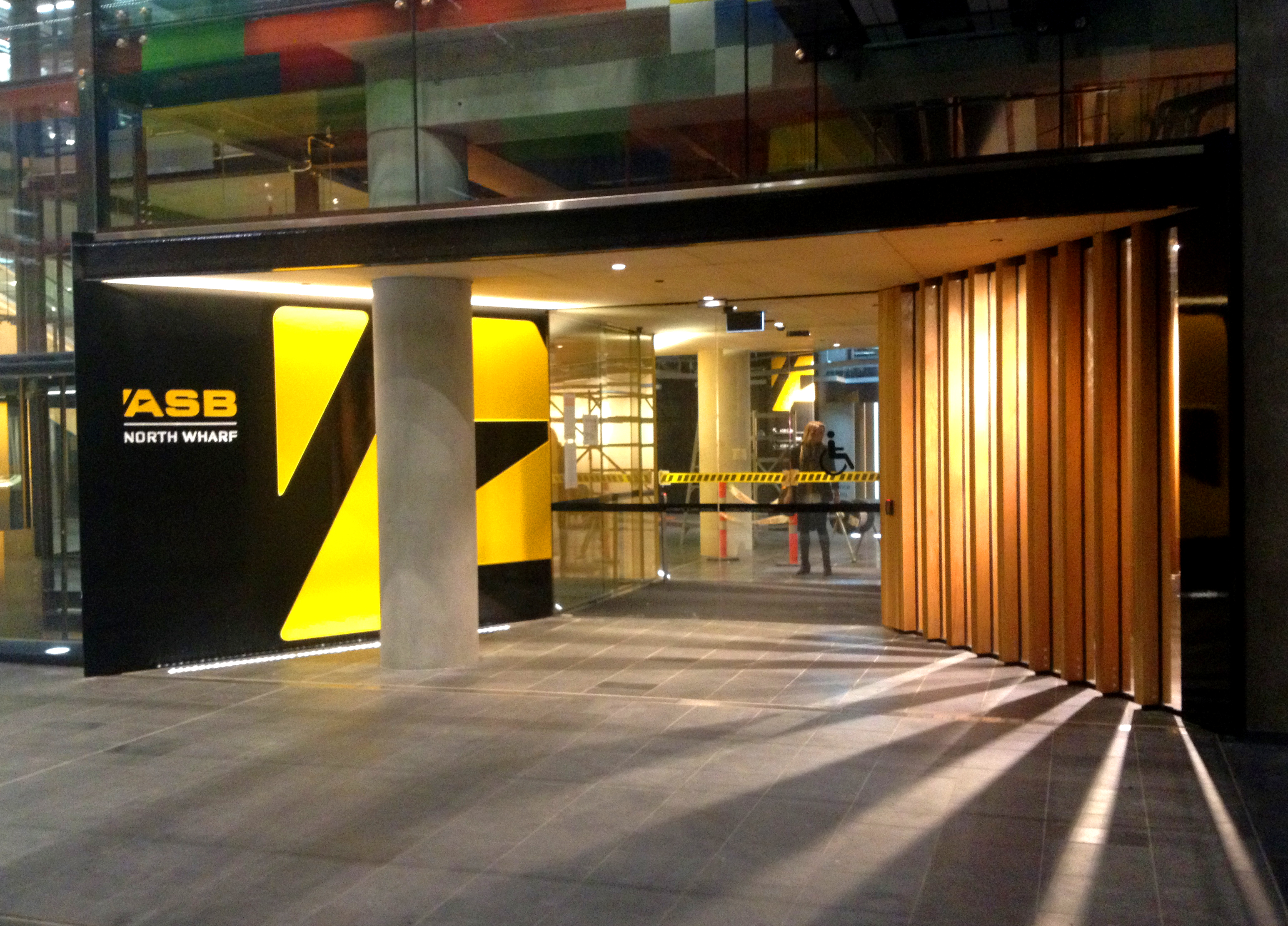 Asb north wharf light works ltd architectural for Office space design quarter